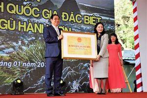 Danh thắng Ngũ Hành Sơn chính thức trở thành Di tích quốc gia đặc biệt