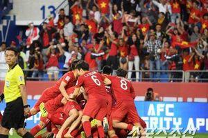 Người hùng Văn Lâm đưa Việt Nam vào tứ kết Asian Cup