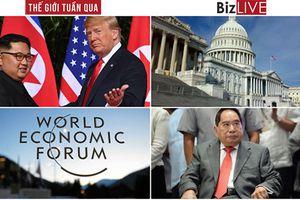 Thế giới tuần qua: Nguyên thủ Mỹ, Pháp vắng mặt tại Diễn đàn Kinh tế Thế giới