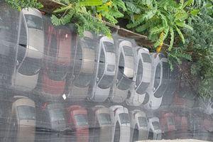 Chỉ đạo nổi bật: Xác minh, xử lý bãi gửi xe 'lậu' nghìn m2 gầm cầu Thăng Long