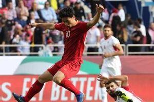 Binh pháp biến hóa của đội tuyển Việt Nam tạo nên chiến thắng ngoạn mục trước Jordan