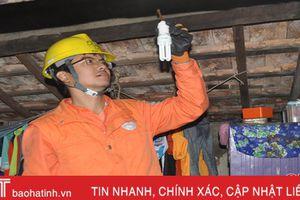 Hà Tĩnh phấn đấu tiết kiệm 21 triệu kWh điện trong năm 2019