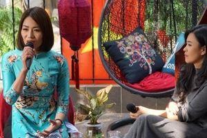 Ca sĩ Minh Thu: 'Lần đầu tiên sáng tác ca khúc hồi hộp lắm chứ'