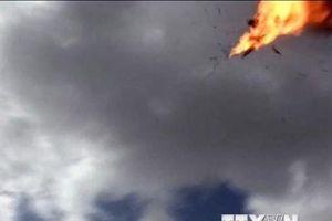 Yemen: Liên quân Arab không kích trả đũa Houthi tại Sanaa