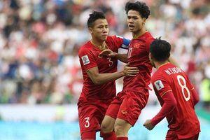 Kết quả vòng 1/8 Asian cup: Những chân sút 'đại pháo' hạ gục Jordan, Việt Nam hiên ngang vào Tứ kết