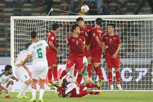 Đội hình chính thức Việt Nam đấu Jordan: Tuyến giữa mạnh nhất