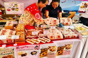 Người dân TP. HCM đón lễ hội 'Việt Nam - Nhật Bản' lần thứ 6