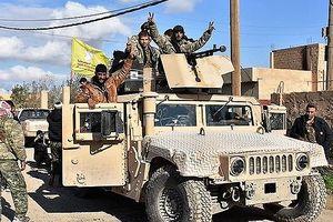 Lực lượng Dân chủ Syria chiếm thị trấn cuối cùng ở Deir Ezzor, IS sụp đổ
