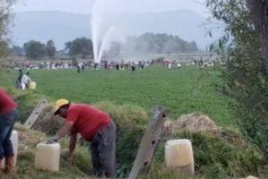 Trộm cắp, nổ nhiên liệu ở Mexico khiến 71 người chết