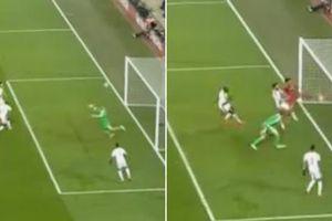 'Liverpool đã quá may mắn trong bàn thắng đó'