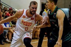 Saigon Heat vs Westports Malaysia Dragons (20/1) - Nối dài niềm vui
