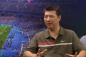 BLV Quang Huy phân tích đối thủ Jordan của ĐTVN trước giờ 'quyết chiến'