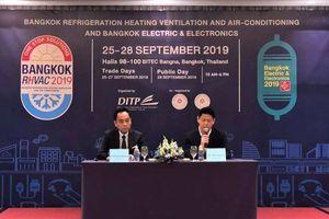 Công bố Triển lãm quốc tế về ngành điện, điện tử tại Thái Lan