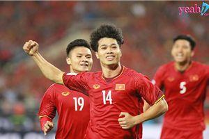 'Họa mi' Công Phượng chia sẻ đầy xúc động sau khi ghi bàn thắng duy nhất vào lưới Jordan