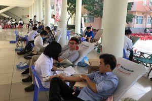 Công đoàn Công Thương Đà Nẵng tham gia hiến máu tình nguyện 'Xuân yêu thương 2019'