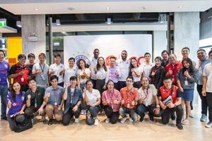 SCG chào đón Hà Nội FC tham quan tổng hành dinh
