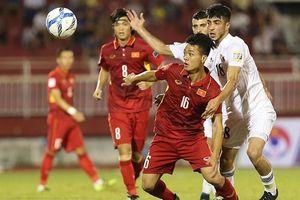 Clip: 2 lần đối đầu giữa ĐT Việt Nam và ĐT Jordan trong quá khứ