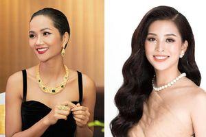 H'Hen Niê và Tiểu Vy lọt top 50 Hoa hậu của các Hoa hậu, Minh Tú bị loại