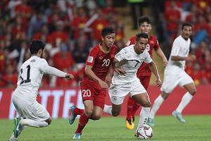 Trực tiếp Việt Nam vs Jordan vòng 1/8 Asian Cup