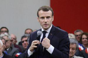 Pháp khởi động đối thoại quốc gia: Tìm lối thoát cho khủng hoảng