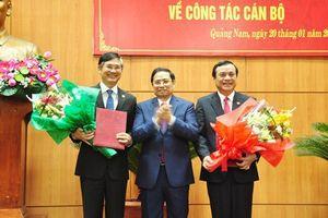 Công bố quyết định chuẩn y nhân sự Bí thư Tỉnh ủy Quảng Nam