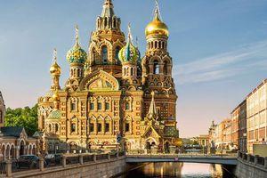 St. Petersburg của Nga lần thứ ba đoạt giải 'Oscar du lịch'