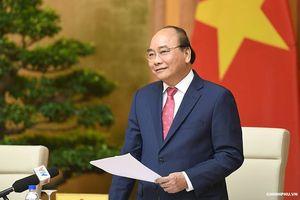 Thủ tướng Nguyễn Xuân Phúc biểu dương tinh thần tự tin, quả cảm của ĐT Việt Nam