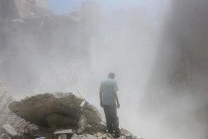 Nổ rầm trời ở Damascus, nhiều người thương vong