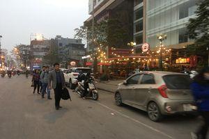 Từ vụ 'xe điên' đâm chết người đi bộ ở Ngọc Khánh: Cảnh mạo hiểm vẫn tiếp diễn!