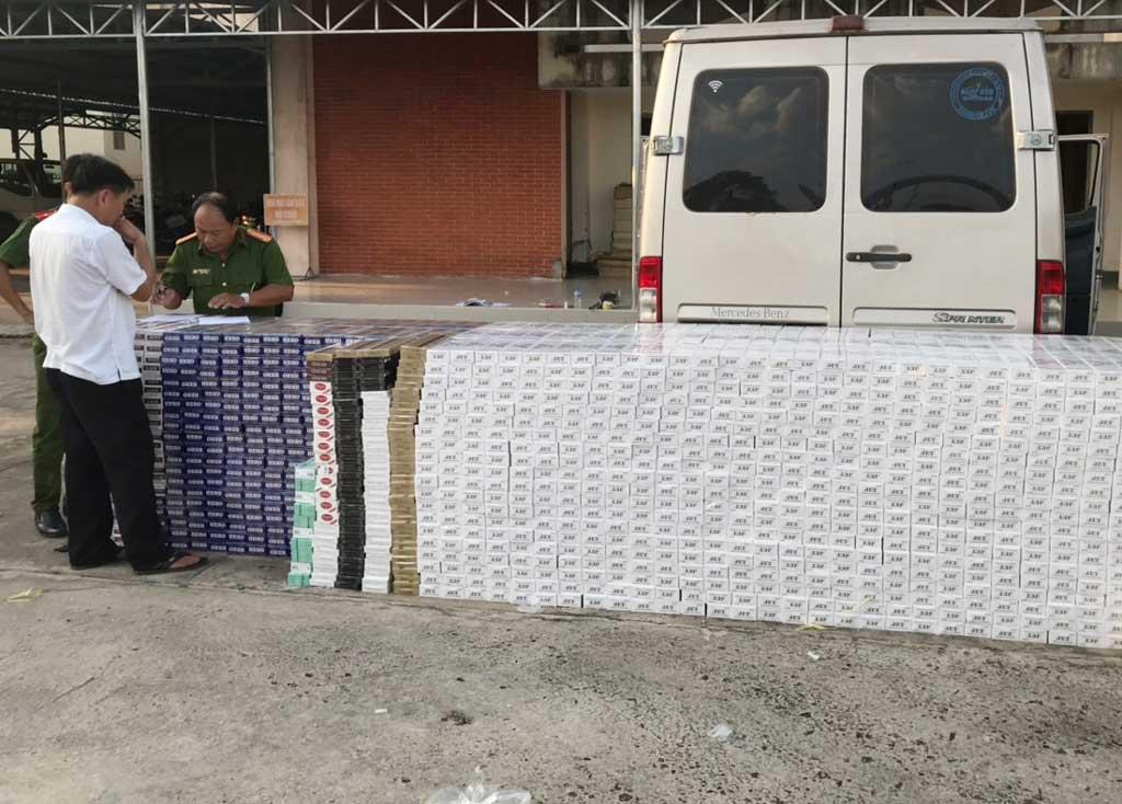 Lại nóng buôn lậu vùng biên giới Tây Nam