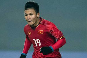 Tuyệt phẩm của Quang Hải đang dẫn đầu Asian Cup