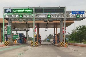 Bộ GTVT không đồng ý cho BOT Sóc Trăng và Bạc Liêu xả trạm dịp Tết
