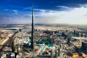 Đầu thế kỷ 20, Dubai được mệnh danh là gì?