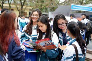 Nhật Bản học hấp dẫn thí sinh