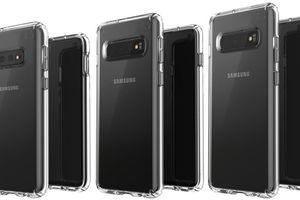 Lộ diện bộ ba Galaxy S10