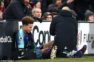 Tottenham trả giá đắt sau màn lội ngược dòng 2-1 trước Fulham