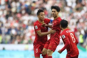 Tin Asian Cup 21.1: Báo Jordan gọi Việt Nam là 'thế lực mới ở Châu Á'