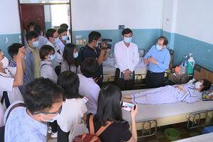 Dịch sởi bùng phát mạnh: Bộ y tế vào điểm nóng phát dịch tại TPHCM