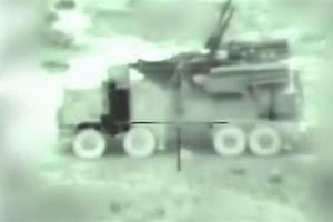 Israel tuyên bố phá hủy Pantsir-S1 của Syria