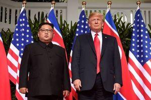 Tổng thống Mỹ trông đợi cuộc gặp thượng đỉnh Mỹ-Triều Tiên lần hai