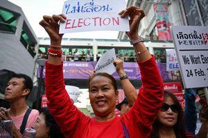 Bầu cử Thái Lan năm 2019: Trò chơi vương quyền