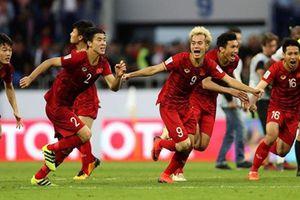 Tấp nập mở tour 30 triệu sang Dubai xem tuyển Việt Nam đá tứ kết