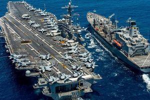 Trung Quốc tung 'sát thủ diệt hạm' cũng không thể đánh chìm tàu sân bay Mỹ?