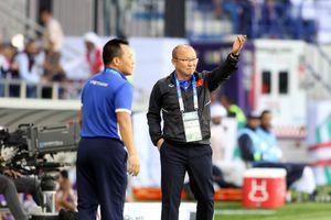 HLV Park Hang-seo: 'Việt Nam đang chơi thứ... bóng đá tâm hồn'