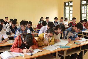 Nhiều người vừa ra đề vừa 'luyện' thi học sinh giỏi quốc gia