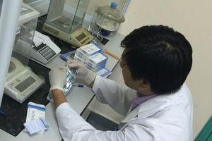 Nâng cao năng lực kiểm nghiệm chất lượng thuốc