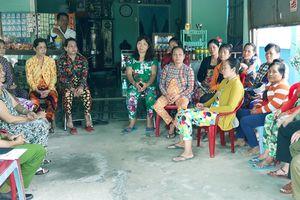 Câu lạc bộ nữ phòng chống tội phạm ở Bạc Liêu