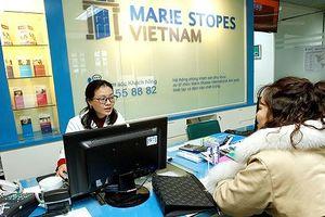 Marie Stopes Việt Nam chăm sóc sức khỏe sinh sản cho 1 triệu khách hàng