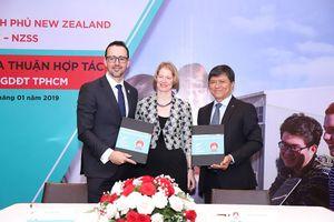 New Zealand cấp học bổng Chính phủ học sinh Việt Nam