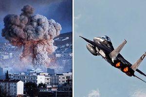 Tính toán của Israel khi không kích căn cứ của Iran tại Syria